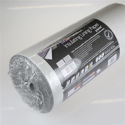 WALLROCK GRAPHITE INSULATING LINING PAPER 10M ROLL