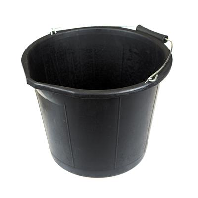 PLASTIC BUCKET 3 GALLON MAXIM