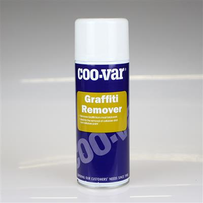 COOVAR GRAFFITI REMOVER LIQUID 400ML