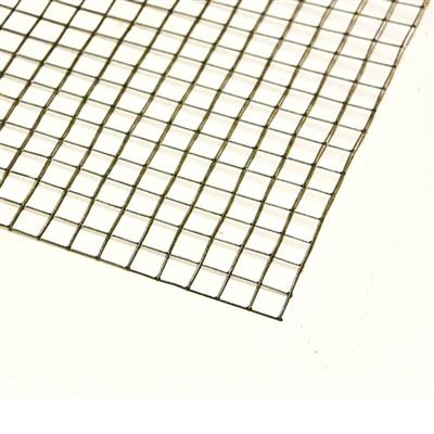 GALVANISED MESH PANEL 3X2FT PANEL 1INX0.5IN 19-GUAGE