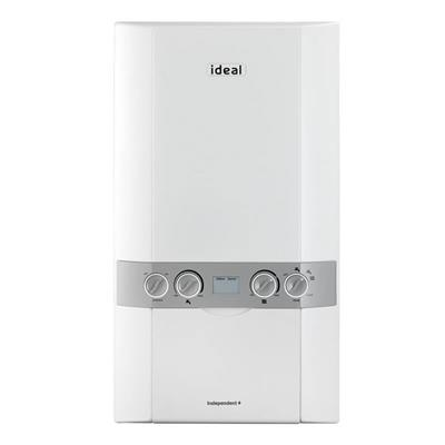 IDEAL COMBINATION BOILER ONLY  ERP 24KW INDEPENDENT C INCLUDING CLOCK AND FLUE  W/O 31.12.18 DO NOT REORDER
