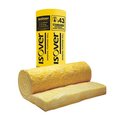 LOFT INSULATION 170MM GLASS SPACESAVER ROLL 8.15M2  ROLL ISOVER (24 PT)