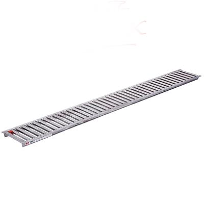 ACO POLISHED STAINLESS STEEL GRATING ONLY 1M 310307 FITS BOTH HEX AND RAIN DRAIN