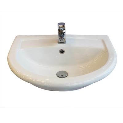 ALLIANCE SKARA 560 BASIN 1 TAP HOLE REF 26421