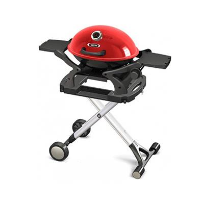 LIFESTYLE BBQ PORTABLE TEX COMPLETE WITH TROLLEY AND BAG