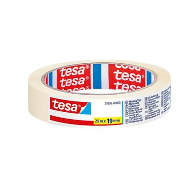 MASKING FLEXIBLE TAPE FOR CURVES TESA 25MM X 50M