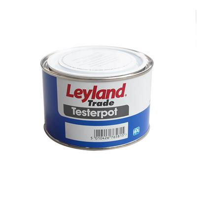 LEYLAND TRADE TESTERPOT 350ML TRANSPARENT