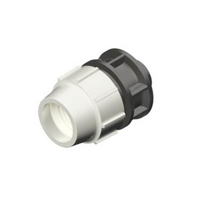 "PLASSON WATER FITTING FOR MDPE MALE ADAPTOR 20X1/2"" 7020C10"