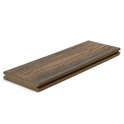 DECKING BOARD GROOVED 25X140MM TIKI TORCH 4.88M LONG TREX TRANSCEND gTRGBTT488