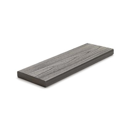 DECKING BOARD  SQUARE  25X140MM GRAVEL PATH TREX TRANSCEND 4.88M LONG  gTRSBGP488