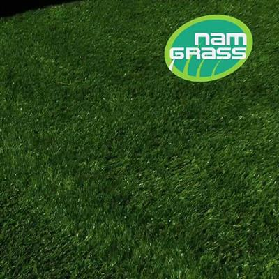 NAMGRASS ARTIFICIAL GRASS 27MM SOLD IN 2MX1M  LENGTHS (2M2) VISION