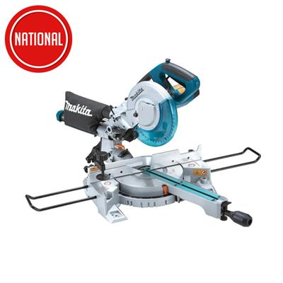 MAKITA LS0815FL COMPOUND MITRE SAW  110V 216MM SINGLE BEVEL