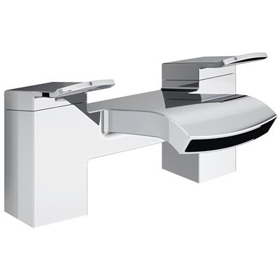 BRISTAN TAP BATH FILLER DECENT DSC BF C CHROME