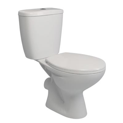 ATLAS SMOOTH WC PACK- PAN,CISTERN AND TOILET  SEAT SA2010127MF