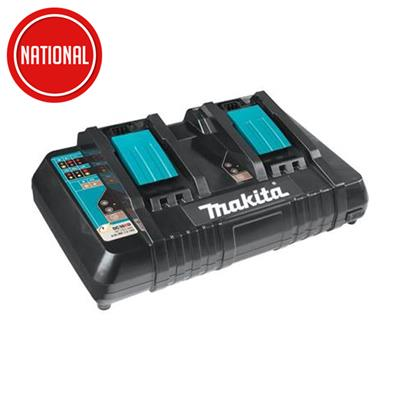 MAKITA DC18RD BATTERY CHARGER TWIN PORT