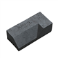 SPECIAL BRICK PLINTH INTERNAL RETURN LEFT HAND BLUE PL4.2 (STOCKED IN SHOP)